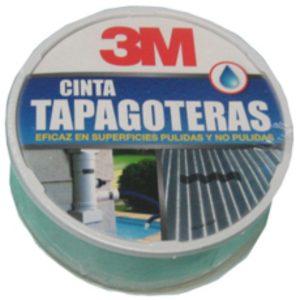 3M CINTA TAPA GOTERAS