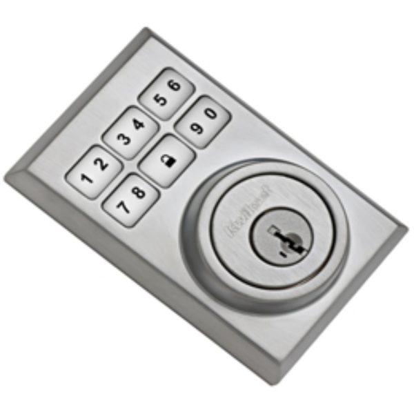 CERRADURA KWIKSET SMART CODE ELECT CUAD 99090-009