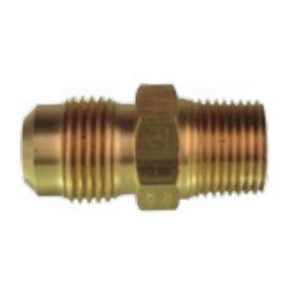 ESPIGA P/REGULADOR GAS 3/8 ROSCA/ROSCA