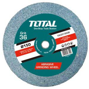PIEDRA ESMERIL TOTAL 6X1/2X5/8 G80 TAC256801