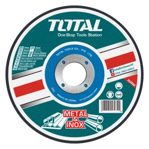 DISCO CORTAR METAL TOTAL 9X3.0X22.2