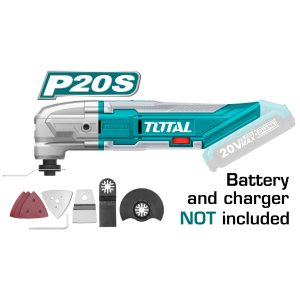 HE/HERRAMIENTA USO MULTIPLE TOTAL S/B 20V