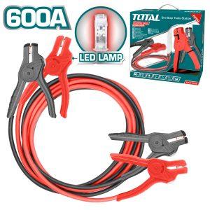 CABLE PARA BATERIA TOTAL 600A C/LUZ